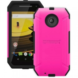 AFC Trident - AG-MRME15-PK000 - Aegis Case for Motorola Moto E 2nd Gen. in Pink