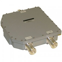 Clearcomm Technologies - CCFA-234-1W-X2 - 1710-1755/2110-2155/1850-1990 MHz Stacked Diplexer