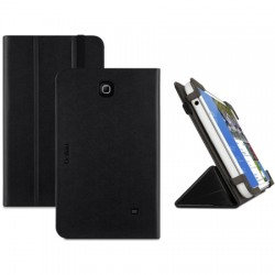 Belkin / Linksys - F7P321B1C00 - TriFold Color Folio for Galaxy Tab 4 7.0 Blacktop