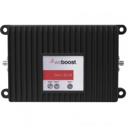 weBoost - 470102 - WeBoost Drive 3G-M Cellular Phone Signal Booster - 850 MHz, 1900 MHz - HSPA, GPRS, EDGE - 3G