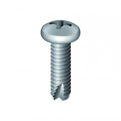 Ventev - 0143729 - #12-24 x 3/4 Phillips Pan Head Cutting Screw
