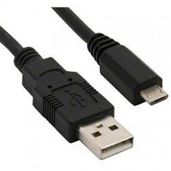 Asus - 14001-00551300 - Micro-USB Cable for Asus Padfone X