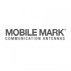 Mobile Mark - BP10-5500-4C-WHT6 - 4.9-6 GHz Directional Button Patch Antenna, White