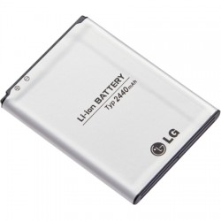 LG Electronics - EAC62258702 - Standard Lithium-Ion Battery 2440mAh LG Lucid 3