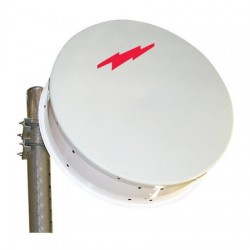 CommScope - VHLPX6-6W-6GR/A - 6' 5.925-7.125 GHz ValuLine Low Profile Gray Ant
