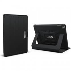 Urban Armor Gear - UAG-IPDAIR2-BLK-VP - Urban Armor Gear Carrying Case (Folio) for iPad Air 2 - Black - Impact Resistant, Water Resistant, Drop Resistant