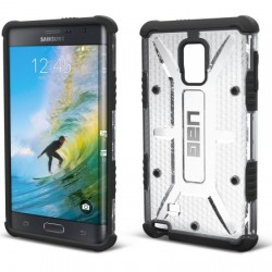 Urban Armor Gear - UAG-GLXNEDGE-ICE-VP - Urban Armor Gear Maverick Smartphone Case - Smartphone