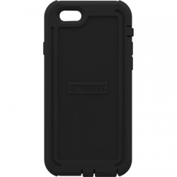 AFC Trident - CY-API647-BK000 - Trident Cyclops iPhone Case - iPhone - Black - Thermoplastic Elastomer (TPE), Polycarbonate - 48 Drop Height