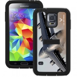 AFC Trident - CY-SSGXS5-BKK01 - Cyclops Case Samsung Galaxy S 5 in Airforce Action
