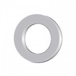 Rohn Products - 250011G - 9/16 Hot Dip Galvanized Steel Flat Washer