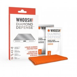 Whoosh - 1FGDDENFR - Whoosh. Diamond Defense - For Display Screen - Scratch Resistant, Residue-free
