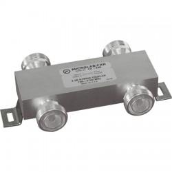Microlab / FXR - CA-84DP - 694-2700 Mhz Hybrid Coupler, 7-16 DIN