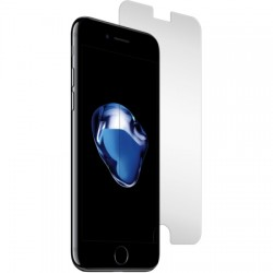 Gadget Guard - GEGEAP000104 - Gadget Guard Black Ice Screen Protector Black, Clear - LCD iPhone 7, iPhone 6, iPhone 6s