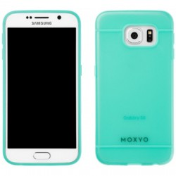 Moxyo - MCBM0-SAGS6-9B0 - Beacon Case for Samsung Galaxy S6 in Mint