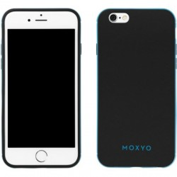 Moxyo - M1GB2-API60-9B0 - Ginza Case for Apple iPhone 6/6s in Black/Blue