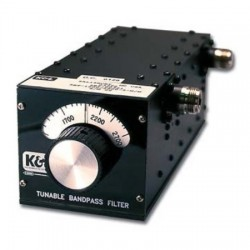 K & L Microwave - 6B120-130/T40-NNP - 90-170 MHz Bandpass with N Female to N Male