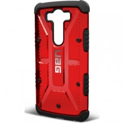 Urban Armor Gear - UAG-LGV10-MGM - Composite Case for LG V10 in Red