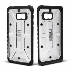 Urban Armor Gear - UAG-EDGEPLS-ICE-VP - Urban Armor Gear Ice Case for Galaxy S6 Edge Plus - Smartphone - Ice - Rubberized