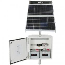 Ameresco Solar - SB50-0365 - 100W 58Ah 24 Vdc 3R Solar System
