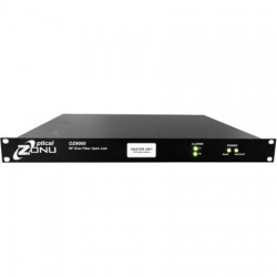 Optical Zonu - OZGPSR14-48 - GPS Fiber Base Unit, 1 CH/4 RF Out/1 Fiber/-48 VDC
