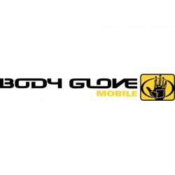 Body Glove - 9521701 - Body Glove Satin Smartphone Case - Smartphone - Black - Textured - Brushed Aluminum, High Gloss - Gel