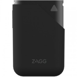 Zagg - ZGAMP6-BK0 - ZAGG Power Amp 6 - For Smartphone, Mobile Phone, iPhone, Portable Audio Player, Tablet PC, MP3 Player, MP4 Player - 6000 mAh - 2.40 A - 5 V DC Output - Black