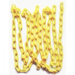 Ventev - 33L678 - 2 x 100' Yellow Plastic Chain