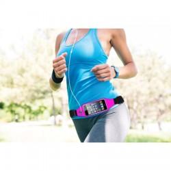 GabbaGoods - GG-FB1-PNK - Gabba Goods Fitness Belt in Pink