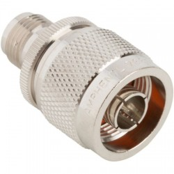Amphenol - 000-78800 - Adapter, N Male to TNC Female, 50 Ohm