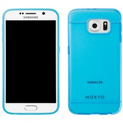 Moxyo - MCBA0-SAGS6-9B0 - Beacon Case for Samsung Galaxy S6 in Aqua