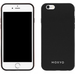Moxyo - M1GBB-API60-9B0 - Ginza Case for Apple iPhone 6/6s in Black/Black