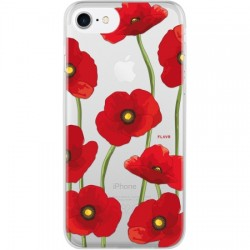Flavr - 28423 - iPlate Case for iP 6/6s/7/8 in Poppy