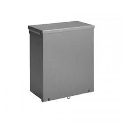 Hoffman Enclosures - A12R124NK - 12 x 12 x 4 NEMA 3R Screw Cover Enclosure