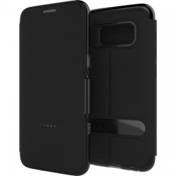 gear4 / Disruptive - SGS8E34D3/28417 - D3O Oxford Folio for Samsung Galaxy S8+ in Black