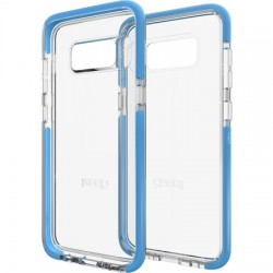 gear4 / Disruptive - SGS8086D5/28393 - D3O Piccadilly CaseSamsung Galaxy S8 in Blue