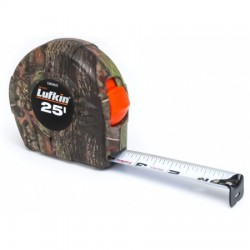 Lufkin - CMOH625 - Camouflage 1 by 25' Power Return Tape