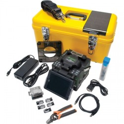 Greenlee / Textron - 910FS-KIT2 - Kit, Fusion Splicer, Contractor (910fs)