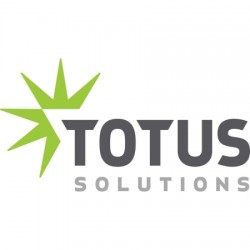 Totus Solutions - M33 - 6in Round Pole Top Adapter