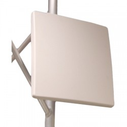 PCTEL / Maxrad - FP2458-DP3X3RPSMA - Dual-band MIMO antenna, 2.4-2.5 GHz/5.1-5.9 GHz