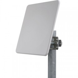Mars Antennas - MA-WA56-DP23B - MARS 23dBi Dual Polarization / Dual Slant Subscriber Panel Antenna, 4.9-6.1GHz, MNT-22 Mounting Kit Included