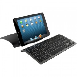 Zagg - ZKUNIBLKW - ZAGG Versatile Tablet and Phone Keyboard - Wireless Connectivity - Bluetooth - Compatible with Tablet, Smartphone - Black