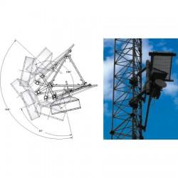 Trylon - 4.927.0059.001 - Microwave Rotatable Dish Mount Kit