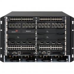 Brocade Communications - BR-MLXE-8-MR2MDC - Brocade MLX Series MLXe-8 - Router - rack-mountable