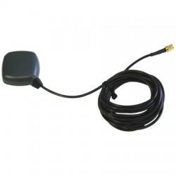 PCTEL / Maxrad - 3917D-5M-SMA - Wi-Sys - High Gain GPS Antenna, 28dB, 5m RG174 w/ SMA Male