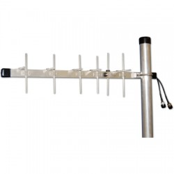 Astron - 918-6DLP - 902-928MHz 9dB 6 Element Yagi Antenna