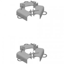 CommScope / Andrew - TP-MSC-68 - Multi-Sector Cluster Bracket, 6-8 OD