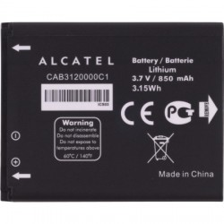 Alcatel-Lucent - BTR510AB - Standard Lithium-Ion Batery 850mAh