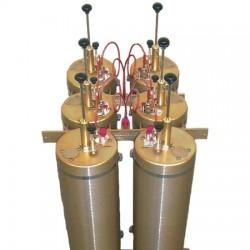Comprod Communications - 66-14-76 - 144-174MHz Pass/Reject Six 6.625 Cavity Duplexer