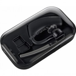 Plantronics - 89780-01 - Plantronics Carrying Case for Headset - 3.3 Height x 5.2 Width x 1.1 Depth