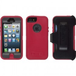 OtterBox - 77-24986 - Defender Case for Apple iPhone 5 in Ember